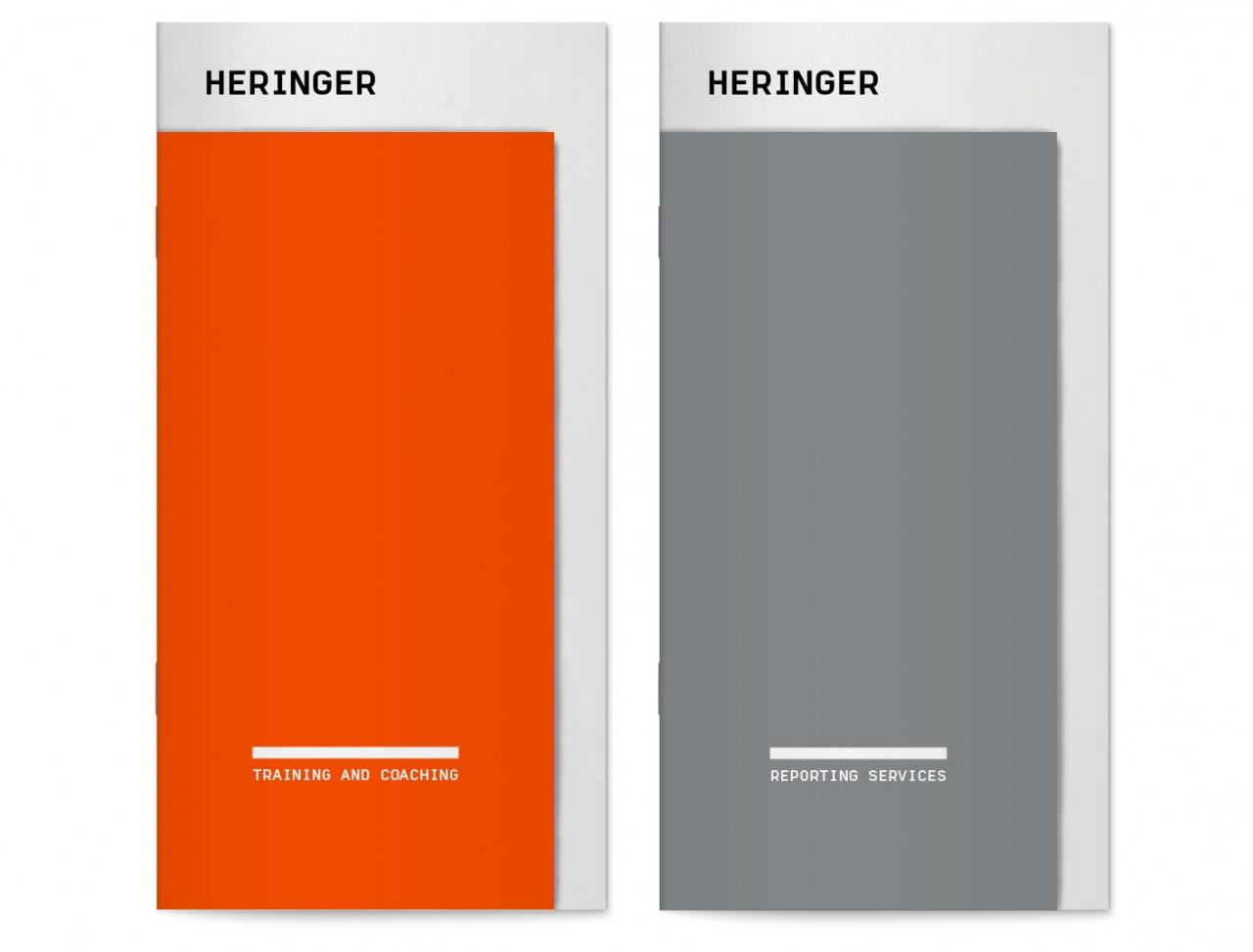 BUREAU KUEPPERS Corporate Design für Heringer Consulting