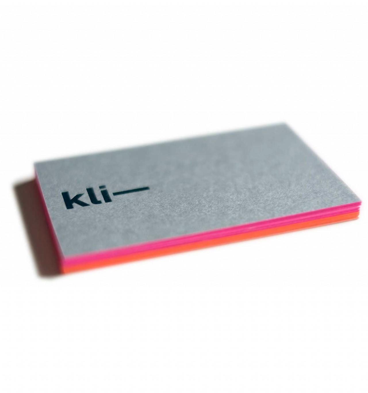 BUREAU KUEPPERS kli Corporate Design und kli-TEC Labeldesign
