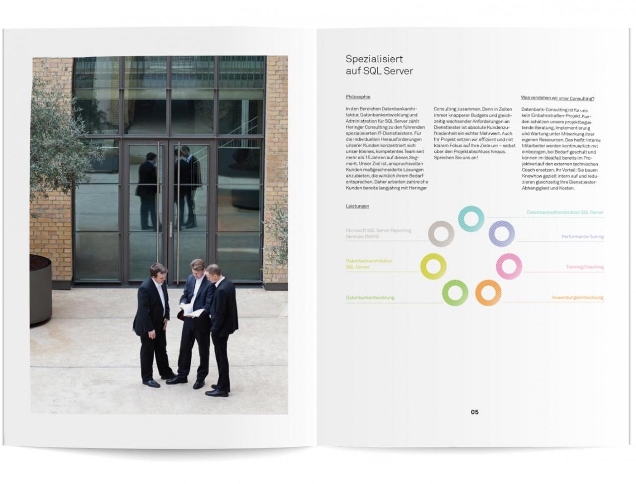 BUREAU KUEPPERS Heringer Consulting Imagebroschüre