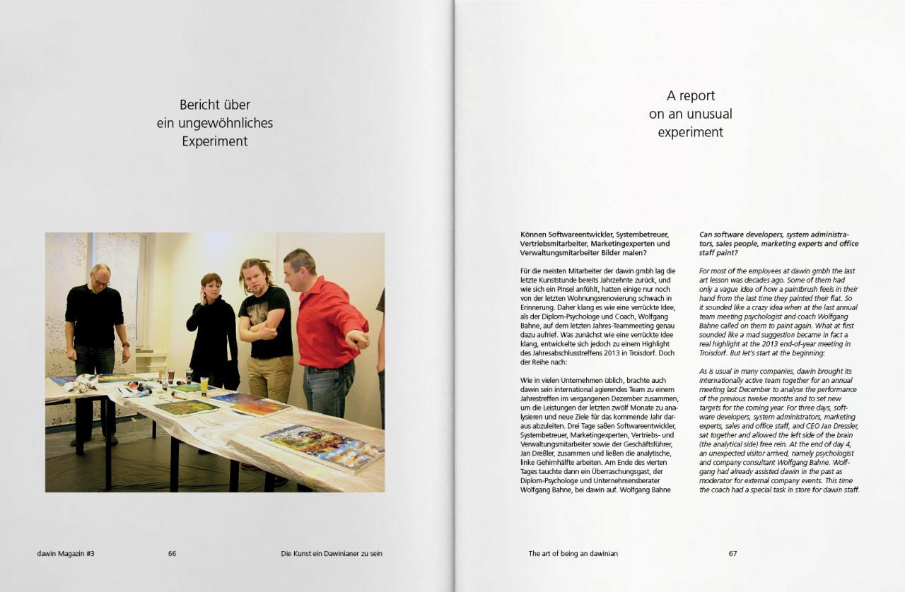 BUREAU KUEPPERS dawin Magazin #3
