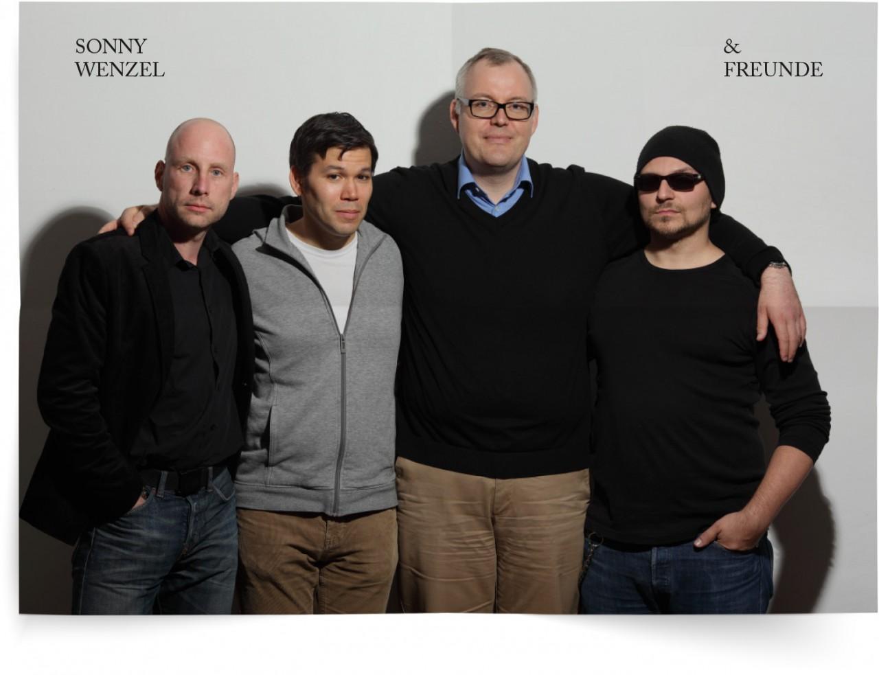 BUREAU KUEPPERS Identitätsentwicklung für Sonny Wenzel & Freunde